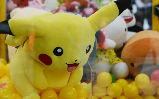 Pikachu serviu de inspiração para design de carro