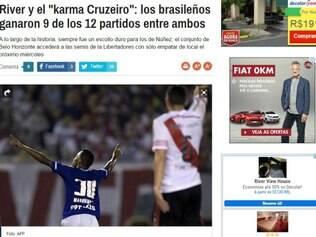 Canchallena, do La Nación, diz: