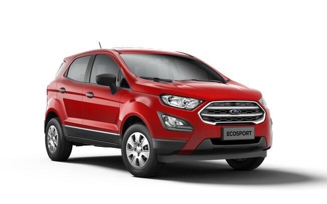 Ford EcoSport 1.5 SE Direct: motor de três cilindros e câmbio automático, mas acabamento e aspecto simples