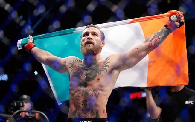 Conor McGregor nocauteou Cerrone