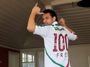 Atacante do Fluminense teve o seu nome especulado na Raposa, mas Alexandre Mattos nega contatos com o camisa 9 do Flu