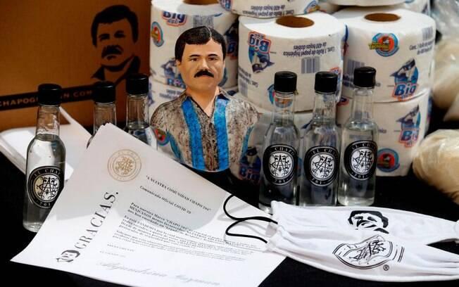 Na semana passada, circularam relatos de vários cartéis mexicanos que enviavam membros para distribuir cestas básicas para ajudar moradores