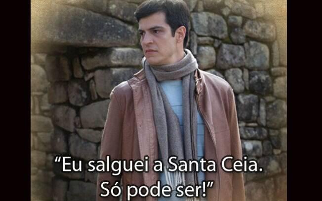 Pérolas de Félix, vilão de 'Amor à Vida'. Foto: Divulgação/TV ...