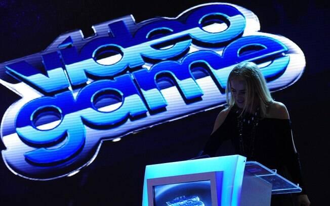 Angélica apresentou por 10 anos o quadro de competição