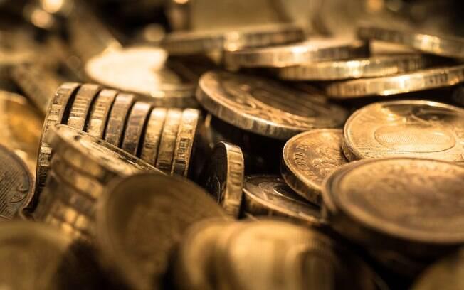 As moedas do Império Romano são de cerca de 300 anos após a inauguração do Coliseu (imagens ilustrativas)