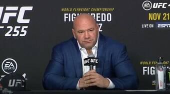 Dana revela que Pantoja era a primeira opção em duelo no UFC
