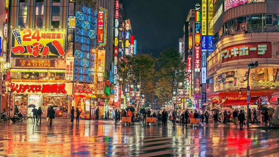 Tóquio, no Japão