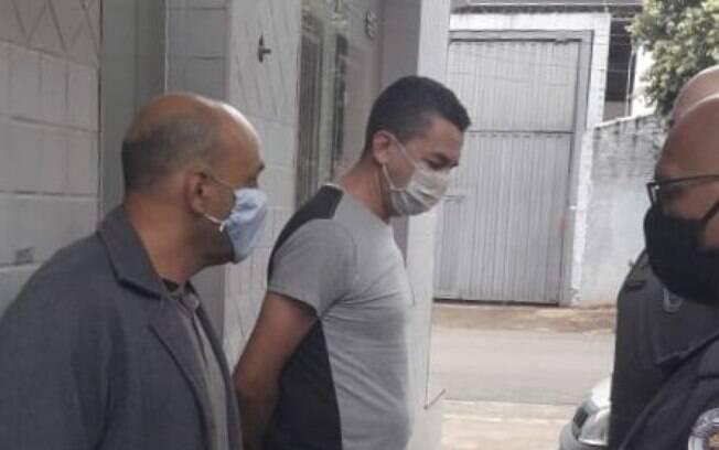 Piá, ex-Corinthians, foi preso novamente