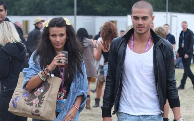 Max George, Do The Wanted, Está Solteiro!