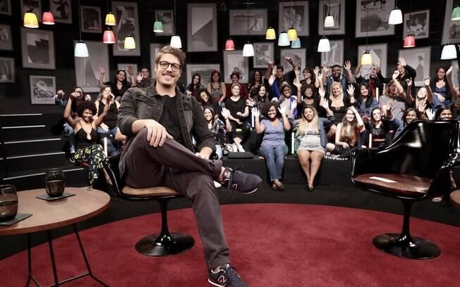 Fábio Porchat quer ouvir história interessantes em novo programa