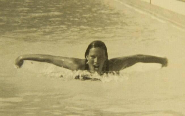 Maria Lenk, a primeira sul-americana a participar de uma Olimpíada