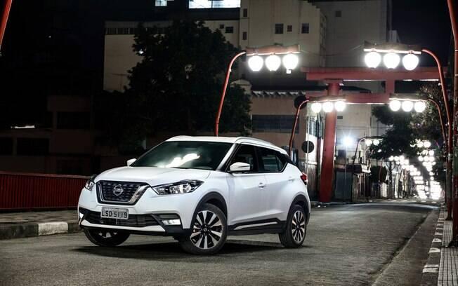 O Nissan Kicks é o SUV flex mais econômico do país e pode subir ainda mais no ranking,quando chegar o modelo com câmbio manual