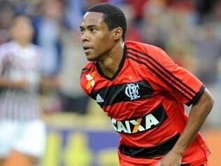Volante foi o destaque do Flamengo em 2013