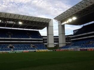 Arena Pantanal chama atenção por semelhança com o estádio Independência