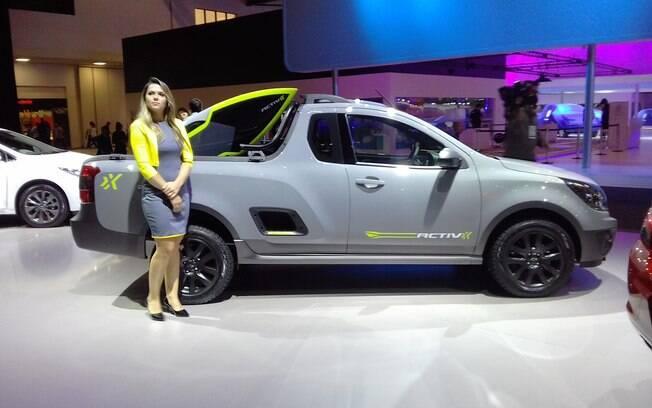 Chevrolet Montana Activ
