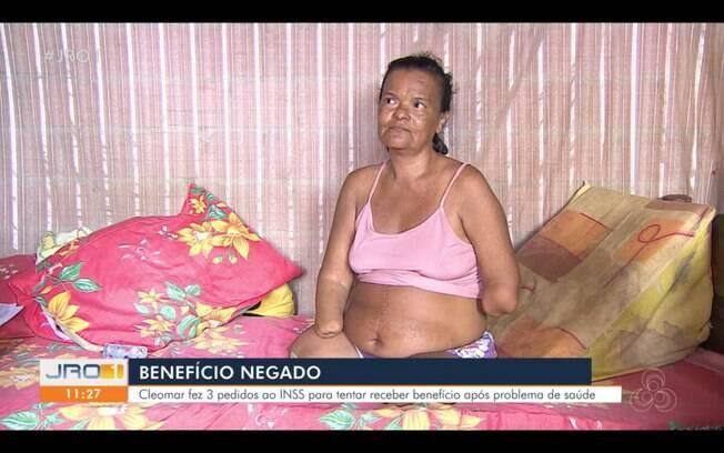 Trabalhadora não consegue benefício do INSS em Rondônia