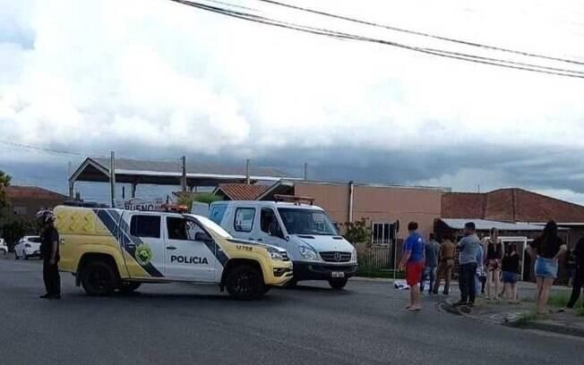 Criança morre após ser atropelada por ônibus no interior do Paraná