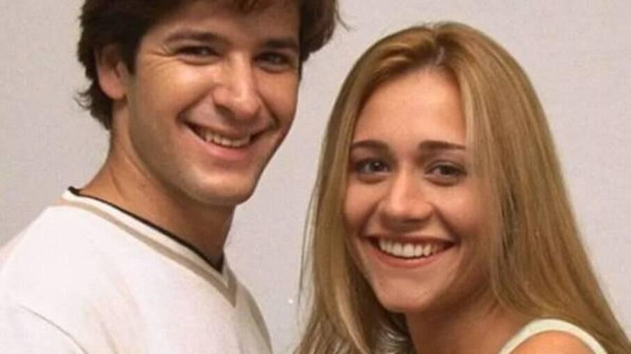 Murilo Benício e Alessandra Negrini formaram um casal durante 4 anos e tiveram um filho, Antônio Benício Negrini, que hoje também é ator