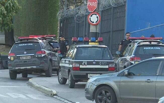 Torcedores do Cruzeiro foram presos durante operação