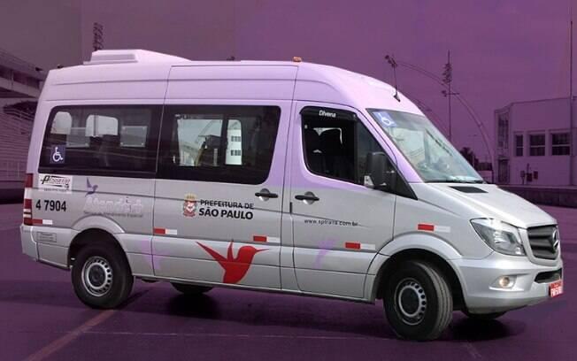 O serviço Atende+ garante transporte para pessoas com deficiências e necessidades especiais.