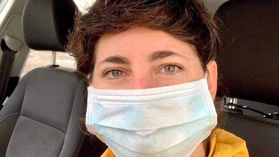 Carla Suárez descobriu câncer recentemente
