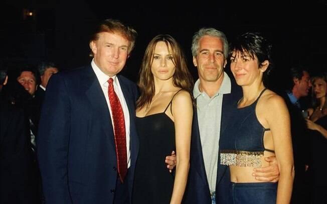 Relação de Jeffrey Epstein e Donald Trump é retratada em documentário da Netflix