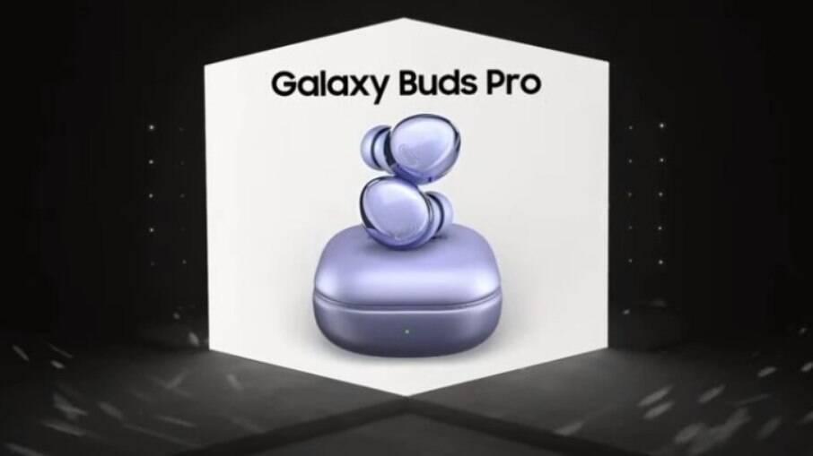 Galaxy Buds Pro foram apresentados em nova cor