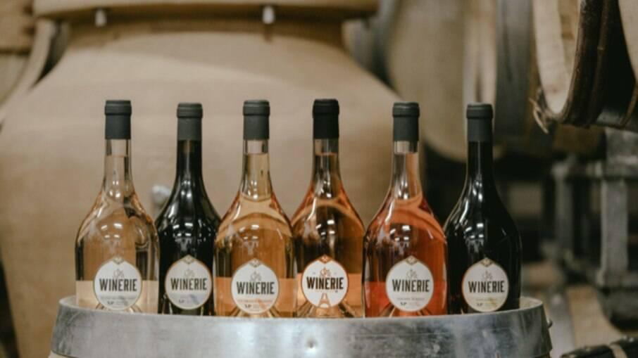 Vinhos Winerie Parisienne Montreuil, Paris