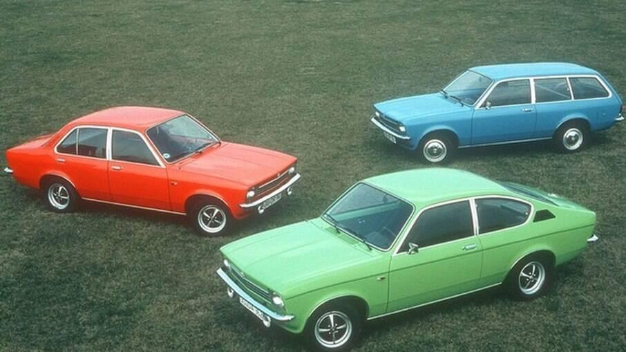 Em 1973, a Opel lançou o Kadett C, que seis meses depois veio para o Brasil, com o nome Chevette