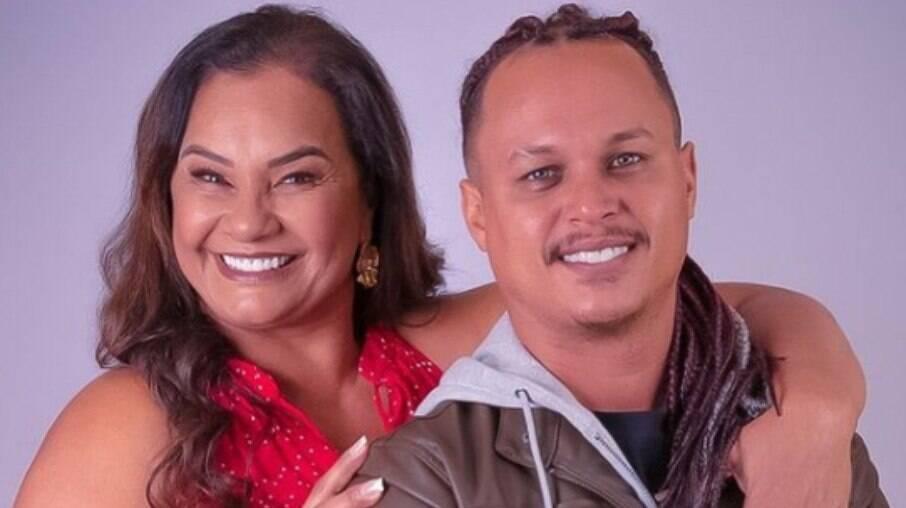 Solange Couto e Jamerson Andrade