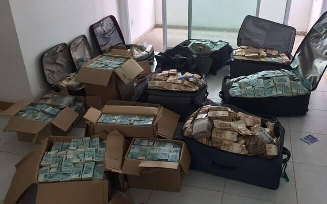Dinheiro apreendido em apartamento usado por Geddel Vieira Lima representa maior apreensão já feita no Brasil