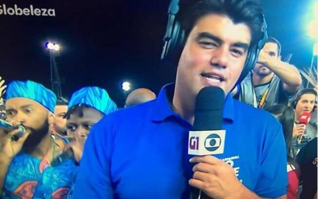 André Azeredo apresentará jornal matutino da Record