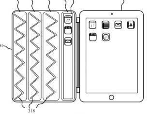 Display em Smart Cover mostra nova tela flexível