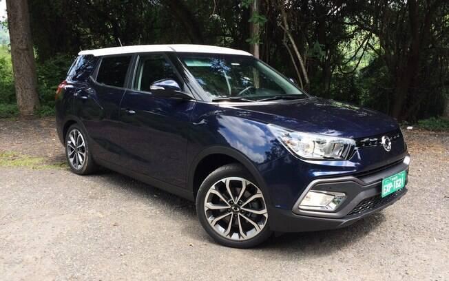 SsangYong XLV: SUV espaçoso chegará no mês que vem por algo entre R$ 90 mil e R$ 105 mil, segundo a fabricante