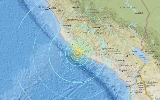 Não há terremotos no Brasil porque nosso país está no centro, e não na borda, de uma das placas tectônicas do planeta