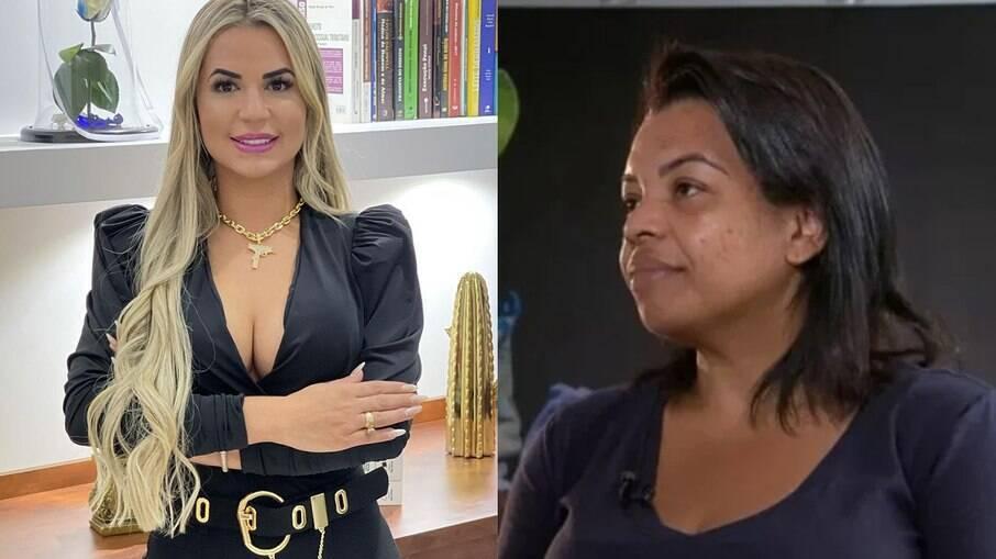 Deolane Bezerra e Valquíria Nascimento