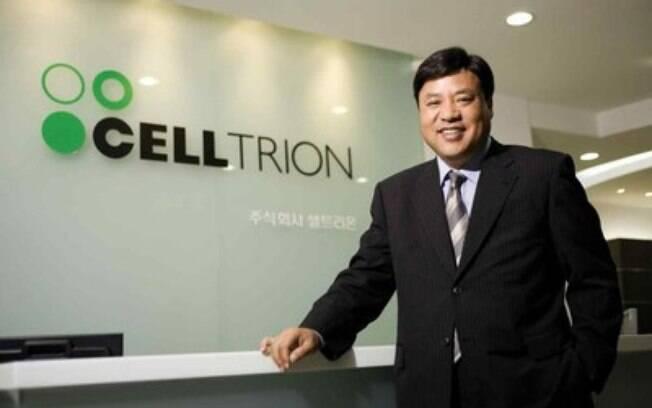 Presidente do Grupo Celltrion é premiado como Empreendedor Mundial do Ano pela atuação na empresa que desenvolve medicamentos inovadores