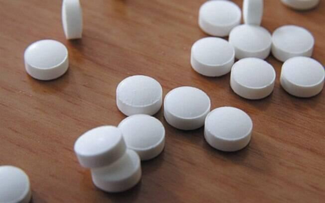 Pílulas brancas