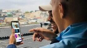 App quer levar educação para jovens da 'perifa'