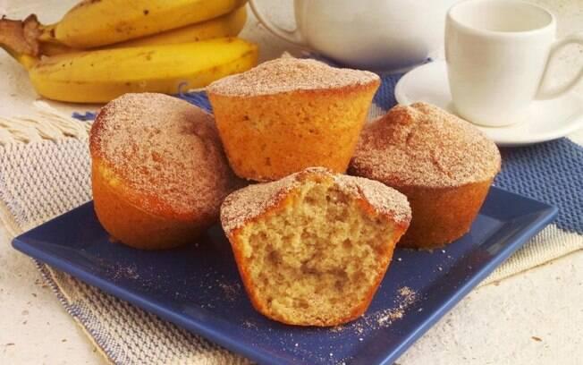 7 receitas surpreendentes de muffin doce para alegrar o seu dia