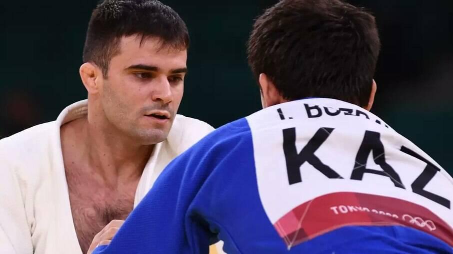 Rafael Macedo foi derrotado e se despediu das Olimpíadas