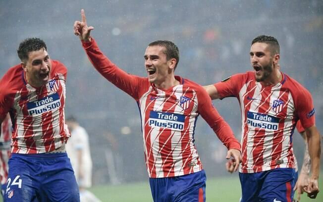 Griezmann teria comunicado o Atlético de Madrid que deixará o clube. O Barcelona deverá ser o destino do craque.