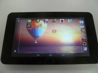 Tablet Slate 7, da HP, chega ao Brasil por R$ 699