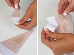 Modelo adesivo