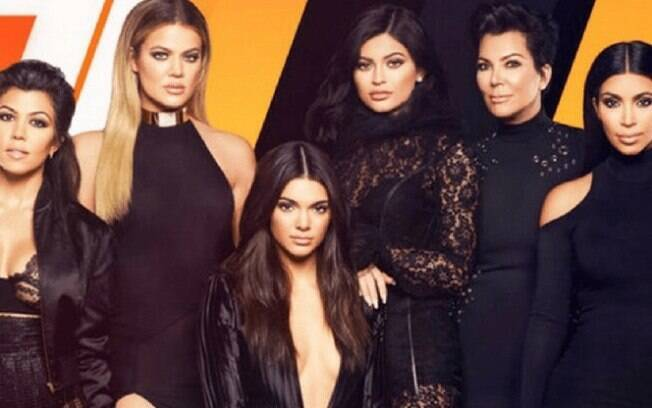 Kim Kardashian ficou conhecida na mídia por meio da participação no reality