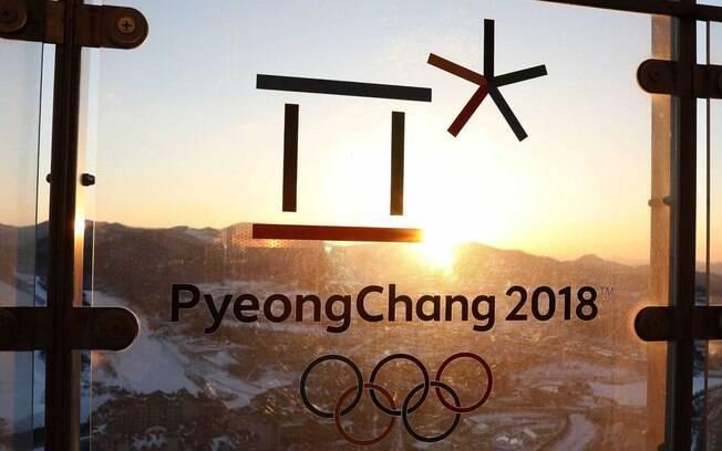Jogos Olímpicos de Inverno em PyeongChang, na Coreia do Sul