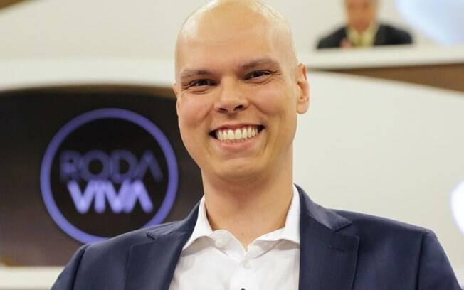 Bruno Covas foi segundo entrevistado da nova temporada do Roda Viva