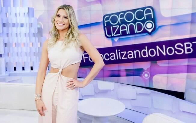 Lívia Andrade revelou por meio do programa que apresenta, o
