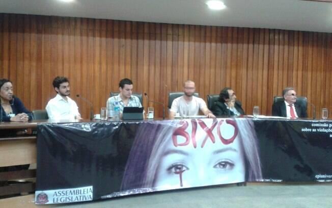 Deputados ouvem relatos de estudantes vítimas de trotes violentos e abusos em universidades. Foto: Ana Flávia Oliveira/iG São Paulo