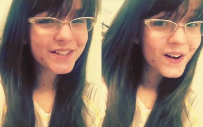 Larissa Manoela internada para tratar catapora e meningite viral